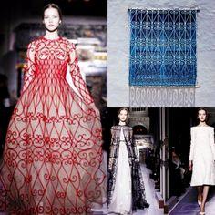 PARIS | Sidi Bou Said Couture. | Maison Valentino    Les Arabesques de Maria Grazia Chiuri et Pierpaolo Piccioli.      SS 2013 | HAUTE COUTURE