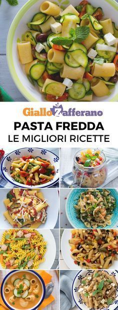 The History of Pasta in Italian Food Pasta Recipes, Salad Recipes, Chicken Recipes, Cooking Recipes, Feta Pasta, Easy Pasta Salad, Italian Fast Food, Italian Recipes, Italian Dishes