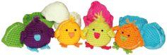 Turorial: pollitos (con sus cascarones)