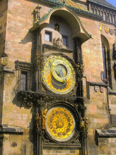 Torre dell'orologio, Praha, Repubblica Ceca (2013)