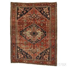 Serapi Carpet,