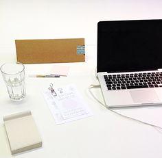 Elina Dahl - work space.