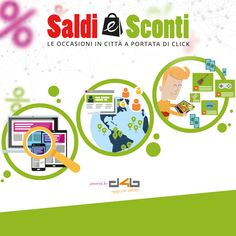 Saldi e Sconti by D4B: le occasioni in città a portata di click!