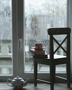 Nada más lindo que un día lluvioso