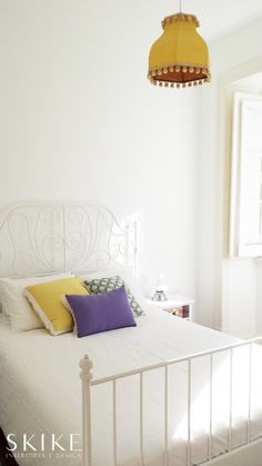 Bedroom, Alfama Duplex Guest House  | Skike Design