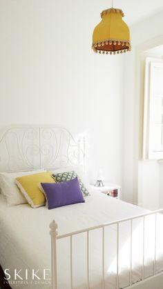 Bedroom, Alfama Duplex Guest House  | Skike Design