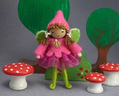 fairy bendy doll | Flickr - Photo Sharing!