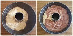 Torta marmorizzata o Marmorkuchen, ricetta tedesca Dulcisss in forno by Leyla Food And Drink, Pudding, Desserts, Oven, Tailgate Desserts, Deserts, Custard Pudding, Puddings, Postres