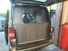 Convert Your Van Ltd - T5 Camper Van Conversions