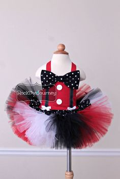 Hey, I found this really awesome Etsy listing at https://www.etsy.com/listing/205089527/ladybug-circus-clown-costume-red-black