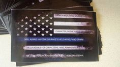 Multipurpose vinyl stickers to show your pride on your car, home, or wherever. Stickers measure x A portion of all sales support the Police Unity Tour. Thin Blue Line Flag, Thin Blue Lines, Police Unity Tour, Fallen Officer, View Source, Law Enforcement, Leo, Families, Pride