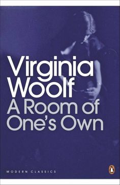 A Room of One's Own, Virginia Woolf @Penguin