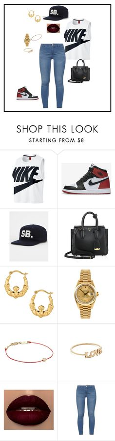 """""""Untitled #82"""" by sb187 ❤ liked on Polyvore featuring NIKE, MCM, BillyTheTree, Rolex, Redline, ZoÃ« Chicco and Dorothy Perkins"""