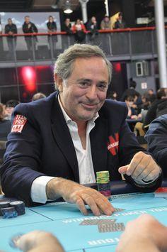 #WiPT - Nous ne présentons Michel Abécassis, le parrain du Team #Winamax. #poker