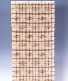 八重山上布   伝統的工芸品   伝統工芸 青山スクエア Ikat Pattern, Okinawa, Weave, Asia, Kimono, Textiles, Japanese, Traditional, Patterns