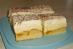 Backrezepte für Ihre Küche: Fanta - Schmand - Kuchen mit Pudding und Mandarinc...