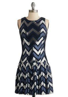 Sparkle and Sheen Dress | Mod Retro Vintage Dresses | ModCloth.com