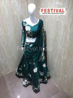 FESTIVAL LALGATE SURAT Facetime, Saree, Gowns, Crop Tops, Live, House, Shopping, Dresses, Fashion