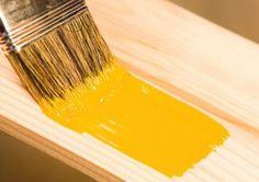 Pintar madeira