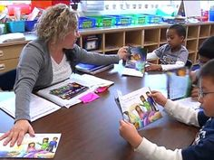 EARLY GUIDED READING Clip #3 - Kindergarten