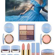 Mac  Cinderella collection