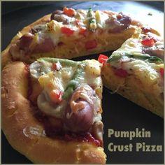 My Mind Patch: Pumpkin Crust Pizza 南瓜面皮比萨