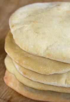 Williams Sonoma Homemade Pita Bread Recipe