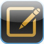 ScratchWork ipad app allows you to take notes and browse the web while having the two side by side to avoid back and forth flipping. It also provides a custom math keyboard.