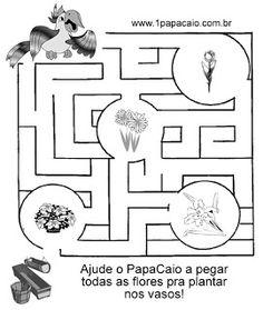 Sala Multiespecial - Profª Andréa Padilha: Modelos de Atividades Escritas para AUTISTAS