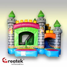 Bouncy castles and inflatables sales. Large range of bouncy castles for sale, inflatable slides, inflatable giant slides and accessories for inflatables of all shapes and sizes. Bouncy Castle For Sale, Inflatable Slide, Castles, Branding, Range, Shapes, Toys, Fun, Accessories