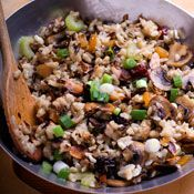 Wild Rice and Mushroom Pilaf Recipe