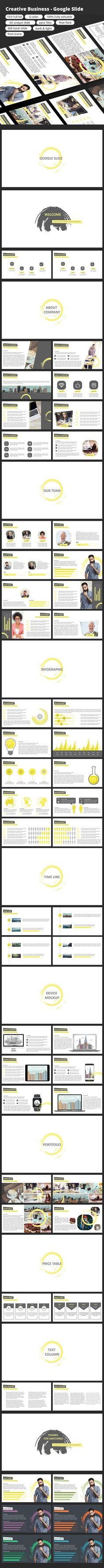 Pin by Best Graphic Design on Google Slides Templates | Pinterest ...