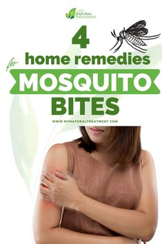 Discover 4 home remedies for mosquito bites with herbs, easy to use and very effective against mosquito bites, itching and inflammation. Mosquito Bite Itch, Prevent Mosquito Bites, Natural Remedies For Insomnia, Natural Home Remedies, Home Remedies For Mosquito, Body Mist, Skin Problems, Active Ingredient