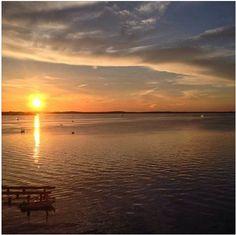 Beautiful sunset over Lake Mendota. Love you, Madison. Beautiful Sunset, Wisconsin, Outdoors, Peace, Celestial, Nature, Naturaleza, Outdoor Rooms, Nature Illustration