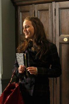 Blair Waldorf. Love her style