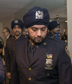 Presumptuous Politics: NYPD to allow Sikh officers to wear turbans and be...