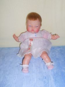 1960's Tiny Thumbelina vintage doll, I saw this product on TV and have already lost 24 pounds!