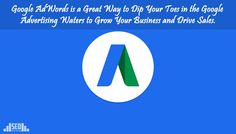 Google AdWords is a great way to dip your toes in the Google advertising waters to grow your business and drive sales.  If you need to increase ROI for your website, please visit : http://www.seo-service-provider.org/ and select a SEO package  #SEO #Google #AdWords #way #dip #toes #advertising #business #sales