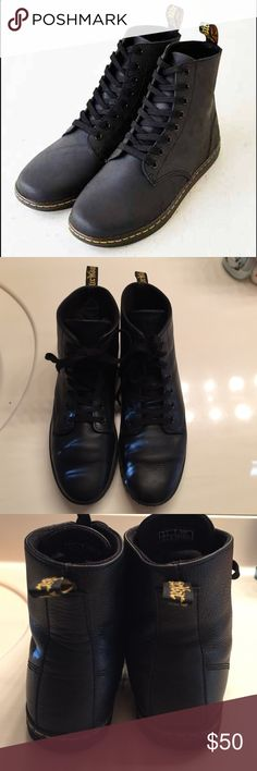 Dr. Martens Tobias 8 Eyelet Boot. Women's 9. Dr. Martens Tobias 8 Eyelet Boot. Very Gently Used. Women's Size 9. Dr. Martens Shoes Ankle Boots & Booties
