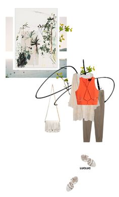 """Away"" by cloud-walker ❤ liked on Polyvore featuring MANGO, H&M, Proenza Schouler, women's clothing, women's fashion, women, female, woman, misses and juniors"