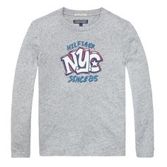 Tommy Hilfiger T-shirt korte mouw | Winter collectie | kleertjes.com #Newyork #fashion #kids #kinderkleding #kidsfashion #jongenskleding #boys #trends