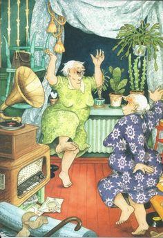 Inge Look Postkaart 17