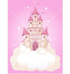 Princess fairytail castle vector art - Download Clip Art vectors ...