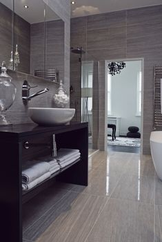 Decreasing and beautiful, unexpectedly or moderately contemporary, you'll find the inspiration you're looking for these superb bathroom designs! Take a look at the board and let you inspiring! See more clicking on the image.