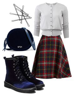 Ready for autumn by feralkind on Polyvore featuring polyvore fashion style Allude Miu Miu N°21 clothing