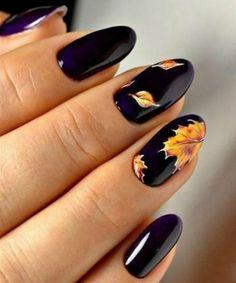 Winter Nail Art, Autumn Nails, Winter Nails, Nail Color Trends, Nail Colors, Colourful Acrylic Nails, Nagellack Trends, Feet Nails, Fall Nail Designs