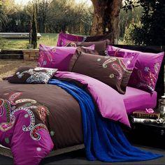 Quill Seven-Piece Comforter Set In Multicolor