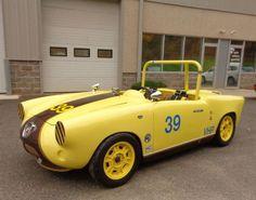 1959 Abarth 750 Allemano Spider