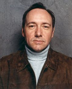 Kevin Spacey photographed by Steve Shaw for Los Angeles Times Magazine | 2001