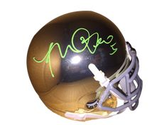 Must have product now available: Notre Dame Fighti... Get it here! http://www.757sc.com/products/notre-dame-fighting-irish-manti-teo-signed-autographed-mini-helmet-jsa-teo-holo?utm_campaign=social_autopilot&utm_source=pin&utm_medium=pin